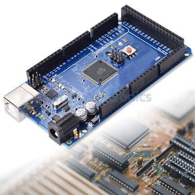 1pcs Mega 2560 R3 Atmega16u2 Atmega2560-16au Board Usb Cable For Arduino