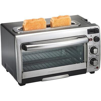 Hamilton Beach 2-in-1 Combination Oven & Toaster - 31156