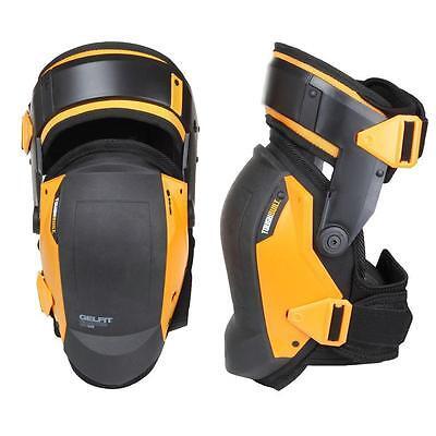 ToughBuilt GELFIT Black Thigh Support Stabilization Knee Pad