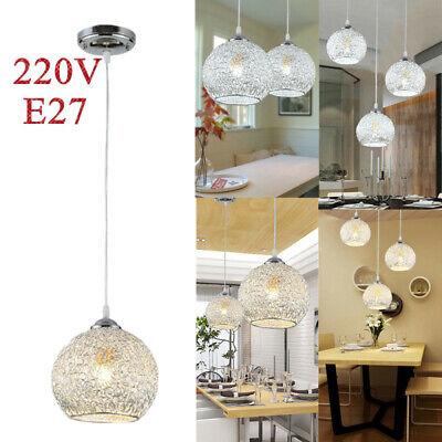 220V LED E27 Lámpara de Araña Decorativo Colgante de Techo Iluminación Bar...
