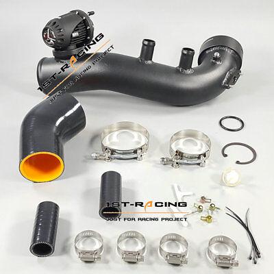 High Flow Intake Pipe Kit +SSQV BOV Kit For BMW N54 E88 E90 E92 E93 135i 335i