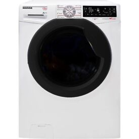 New Hoover Wizard DWFT413AH8/1 Large 13kg 1400rp Wifi Washing Machine A+++ White-COLLECT OR DELIVERY