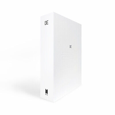 BTS - BE [Deluxe Limited Edition] Full Package+Hologram Photocards+Tracking no.