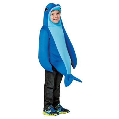 Toddler Dolphin Halloween Costume (Toddler Dolphin Costume)