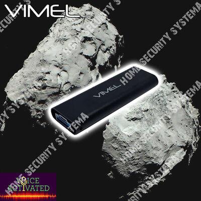 Listening Device Voice Recorder Vimel Audio Voice Activated No Spy Hidden
