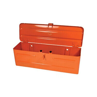 5a3or Steel Orange Tool Box For All Fits Kubota Tractor And Compact Tractors