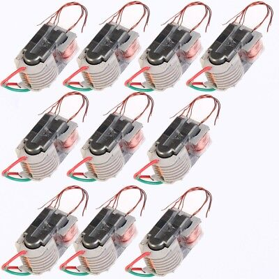 10pcs 15kv High Frequency Inverter High Voltage Generator Boost Step-up Module