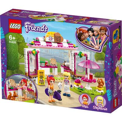 Lego 41426 Friends Heartlake City Park Café Building Set