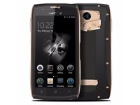 """*BRAND NEW RRP £150* Blackview BV7000 4G smartphone 5.0"""" FHD Android 7.0 GOLD 16GB ROM/2GB RAM"""