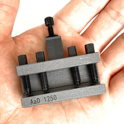 Aad1250 Holder For 40 Position Type Aa Multifix Indexable Quick Change Tool Post