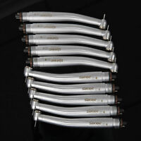10 X Dental Dentale High Speed Handpiece 4holes Nsk Pana Max Style Clean Head St -  - ebay.it