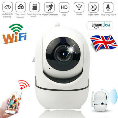 1080P HD Wireless Security IP Camera Panoramic Day Night Vision Baby Pet Monitor