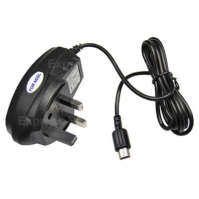 UK Mains Wall Home Charger AC Power Adapter fits New Nintendo DS Lite NDSL Uk Home Zubehör