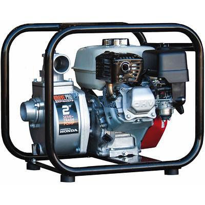 Brave Pro Brp160sp2 - 147 Gpm 2 Semi-trash Water Pump W Honda Gx Engine
