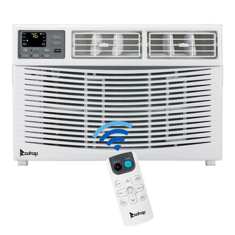Zokop 3 Speed 12,000 BTU Window Air Conditioner w/ 550 Sq. Ft. Coverage  AC Unit