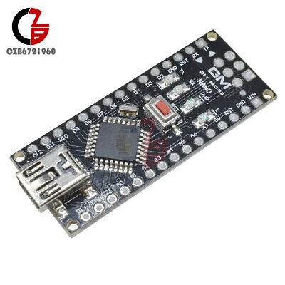 5pcs Nano V4.0 V3.0 Mega328 5v 16m Mini Usb Microcontroller Board Pl2303 Arduino