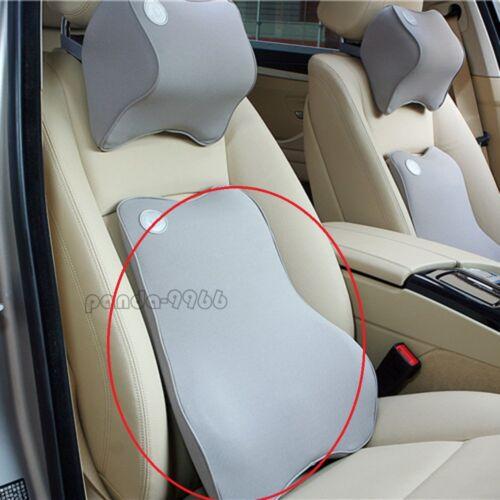 Memory Foam Car Seat Chair Cushion Lumbar Back Waist Support Home