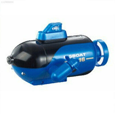 CB0A U-Boot RC U-Boot-Spielzeug Blau Grün Gelb Badewanne Schwimmbad Für