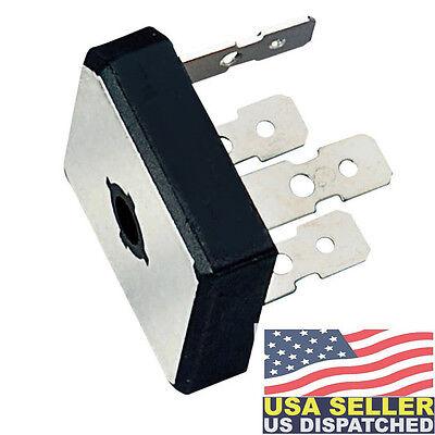 Multicomp Bridge Rectifier Diode 400 V 25a Lawnmower Rectifier 72256-03