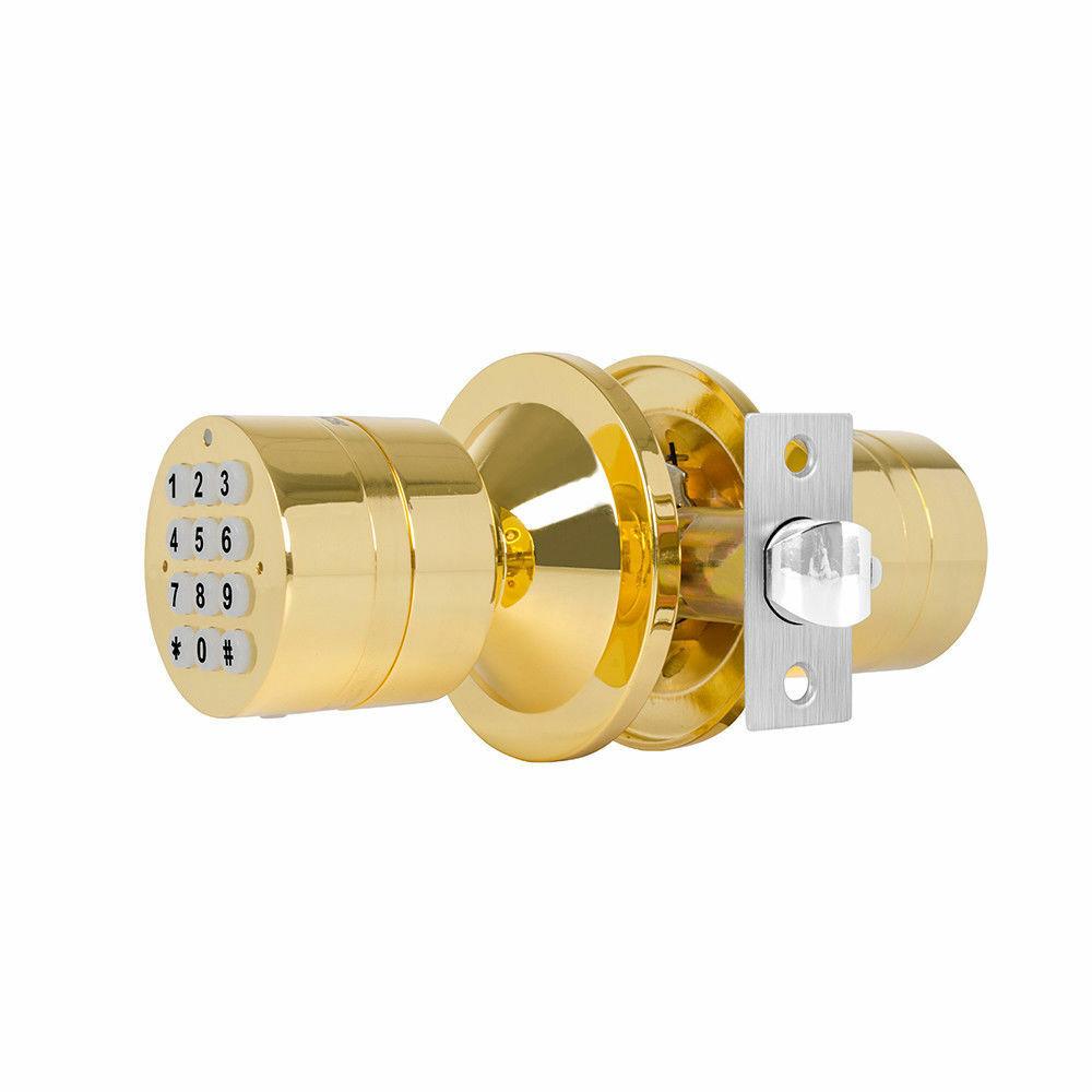 Advanced Security TurboLock Keypad Keyless Smart Lock - with