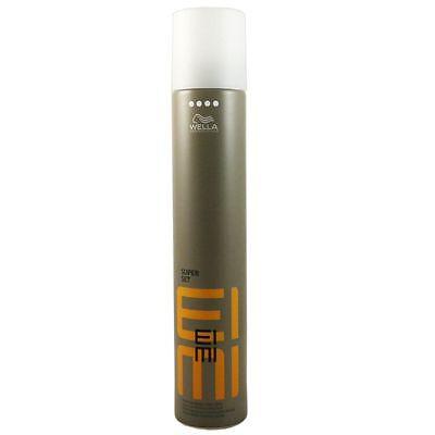 Haar-pflege-set (Wella Eimi Super Set 500 ml Haarspray Level 4)