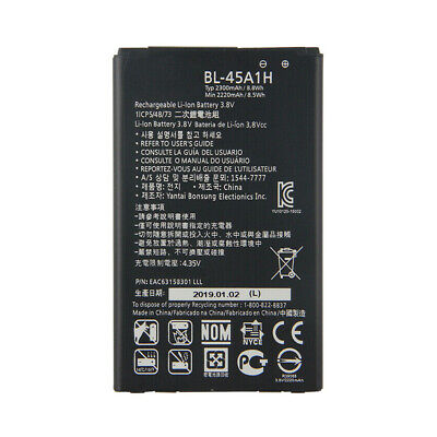 New BL-45A1H OEM Replacement Cell Phone Battery For LG K10 K425 MS428 F670 L62VL