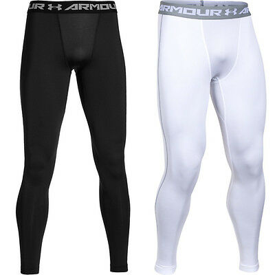 Under Armour Mens Coldgear Armour Compression Leggings 1265649   Free Shipping