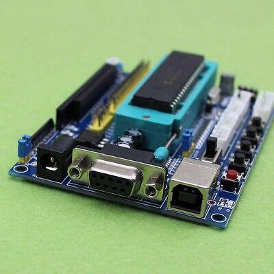 Pic16f877a Pic Minimum System Development Board Jtag Interface Usbpowered Module