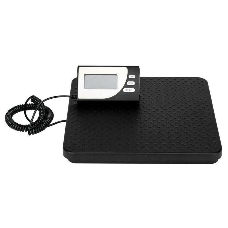 DIGITAL SHIPPING SCALE POSTAL PARCEL SCALE 440 LBS CAPACITY w/ AC ADAPTER
