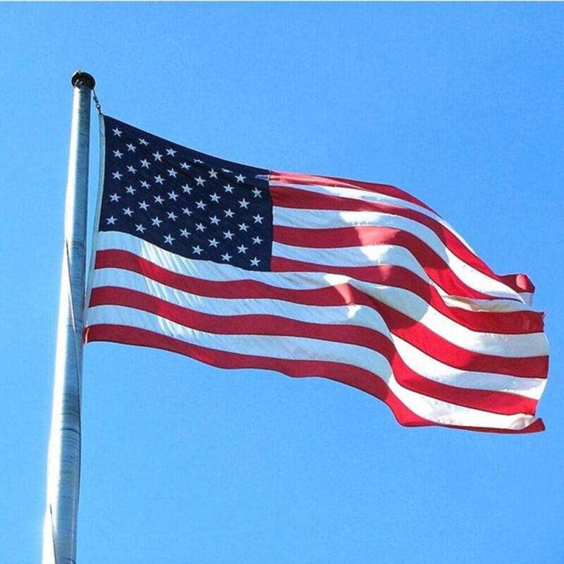 3x5FT American Flag w/ Grommets -United States Flag - US Flag - USA America