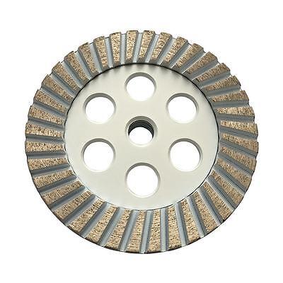 5 Diamond Grinding Wheels For Granite Concrete Marble 80100 Fine Grit