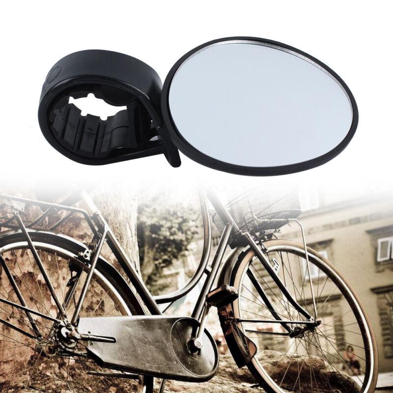 2 PCS Lenkspiegel Set Fahrradspiegel Rückspiegel für Fahrrad Motorrad E-Bike Gut
