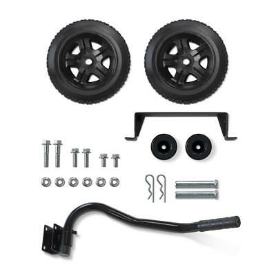 Portable Generator Wheel Mobility Kit Champion Axle Wfolding Handle Tires