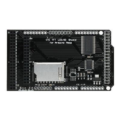 Cte Tftsd Card Shield Expansion Board For Arduino Mega 2560 Lcd Module J7f9