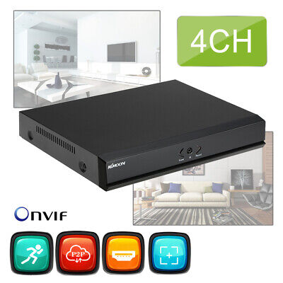 KKmoon 8CH 1080P Hybrid AHD DVR 5-in-1 Network Digital Video Recorder PTZ H.264