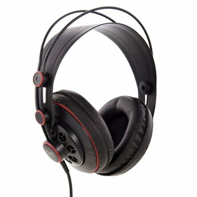 Superlux DJ Studio HeadPhones HD681 - Professional Monitoring & Audio Listening