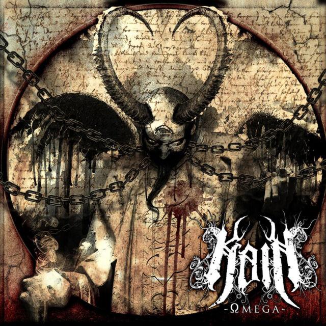 KAIN Omega CD ( o259 ) ( Pagan Black Metal ) 162394