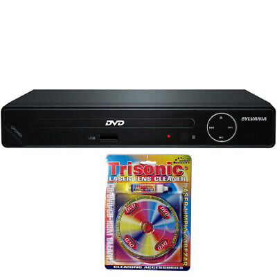 Sylvania HDMI 1080p DVD Player w/ USB Port w/Trisonic Laser