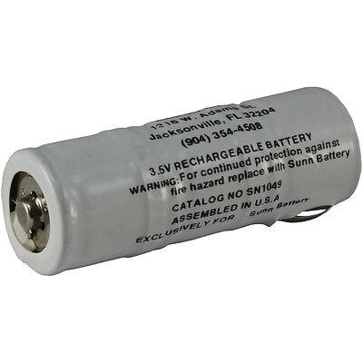 3 Pcs Welch Allyn Otoscope Battery 72200 3.5 Volt 1675 Mah 1 Yr Warranty