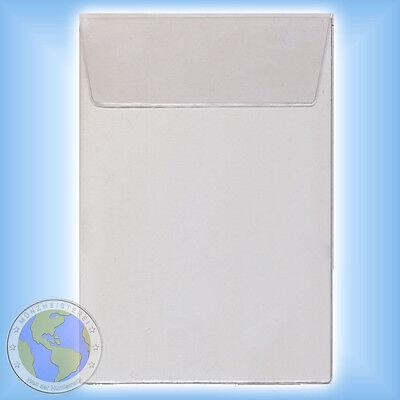 5x Kunststoff Schutzhülle für 2 Euro Sondermünzen San Marino Folder 2006 - 2019