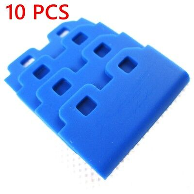 10pcs Solvent Blue Wiper For Mutoh Valuejet 1604 Vj 1204 1304 1618