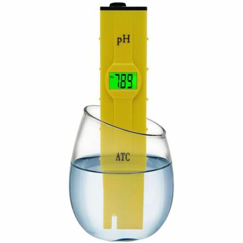 Portable Lcd Tester Waterproof Analyzer 0.01 Accuracy Backlight Ph Meter Digital