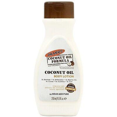 PALMER'S COCONUT OIL BODY LOTION WITH VITAMIN E 8.5oz 250ML