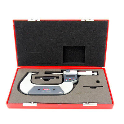 Spi Electronic Point Micrometer 2 - 3 Range X 0.00005 13-812-3