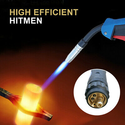 100amp 10 Mig Welding Gun Torch Replacement For Lincoln Magnum 100l K530-6