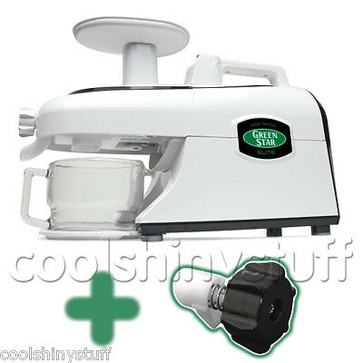 Green Star ELITE GSE-5000 Juicer GreenStar wheatgrass for sale  Sacramento