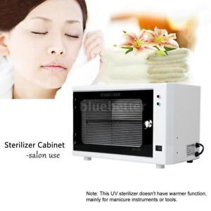Durable 10W 110V UV Sterilizer Cabinet Beauty Salon Spa Nail Towel Machine H5I7 - FREE SHIPPING