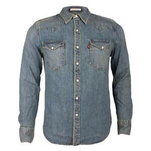 37f73e41acf Levis Denim Shirt Small