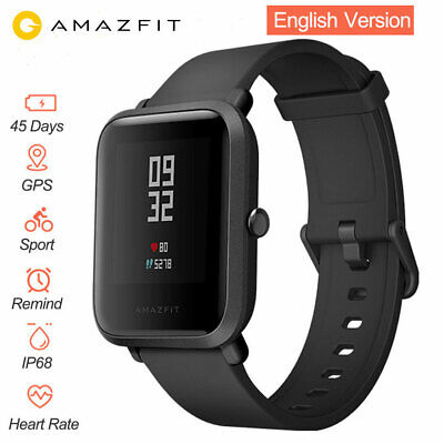 Huami Amazfit Bip Smart Watch Bluetooth GPS Sport Heart Rate Monitor IP68 Waterp
