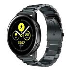 Just in Case Metalen armband voor Samsung Galaxy Watch Activ